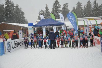Mladí lyžaři rozběhli pohár krajského svazu