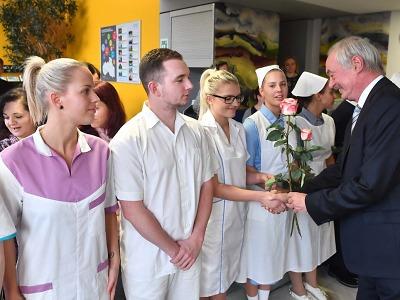Výstava 100 let v bílém plášti ukazuje vývoj zdravotnictví v regionu