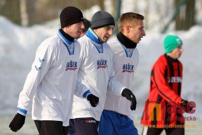 Silný mráz omezuje i zimní turnaj ve Mšeně