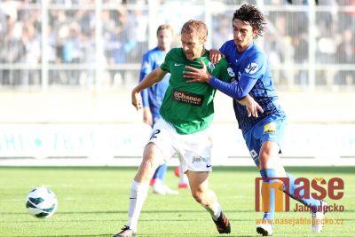 Obrazem: Vše k fotbalému derby Jablonce s Libercem