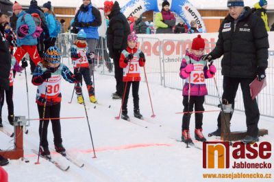 Lyžaři odstartovali pohárové závody KSL Libereckého kraje