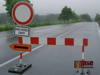 Rekonstrukce silnice Horka – Studenec bude zahájena během srpna