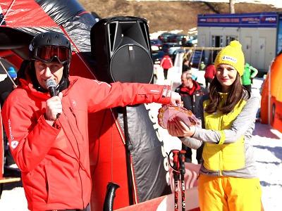 V Rokytnici jsou podmínky na lyžování výborné, přijede i Viki Cabadaj