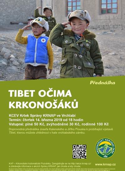 Tibet očima Krkonošáků uvidíte v Krtkovi