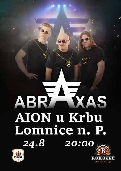 V lomnickém klubu zahraje legendární Abraxas