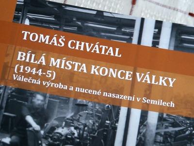 V muzeu křtili další knihu z Paměti Semilska: Bílá místa konce války