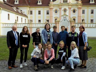 Turnovská dívčajda se zúčastnila Bohemiády v Německu
