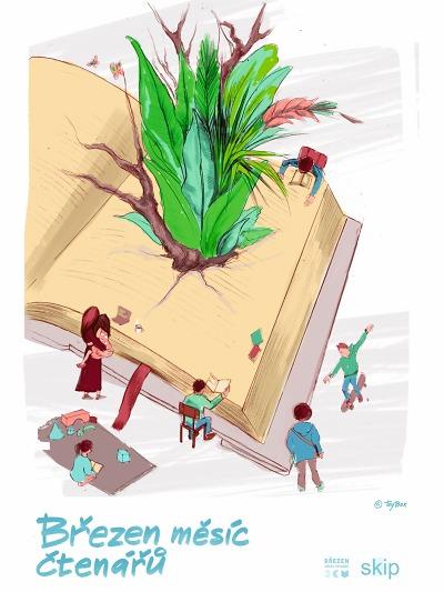 Březen je měsíc čtenářů. Liberecká knihovna vybírá nejlepšího e-čtenáře