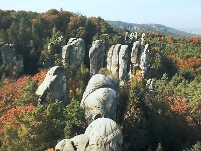 Globální geopark UNESCO Český ráj prezentuje nový videospot