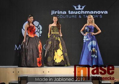 Jubilejní přehlídka Made in Jablonec navázala spolupráci s Českou Miss