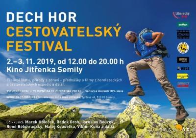 Festival Dech hor se koná podruhé v Semilech
