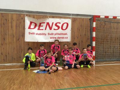 Na Denso cupu Junior se dařilo družstvům Semil a Přepeř