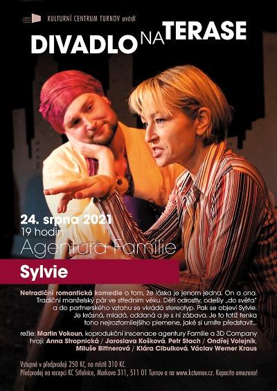Divadlo Na Terase v Turnově uvede představení Sylvie