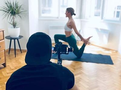 Domácí online cvičení se stává novým trendem