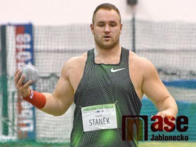 Atleti již po sedmačtyřicáté zaplnili atletickou halu