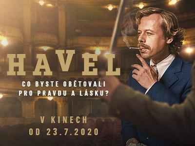 Film Havel míří i do pojizerských kin