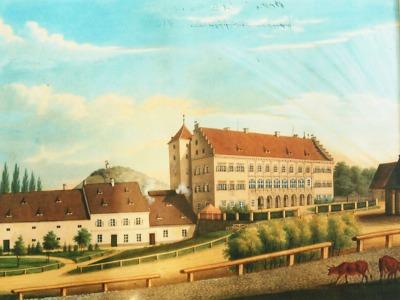 Ubytovna, sklad i škola. Zámek v Horní Libchavě má pestrou minulost