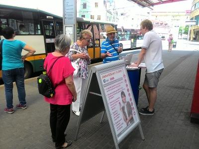 Změny Tarifu IDOL a slevy vpřepravě cestujících od 1. 9. 2018