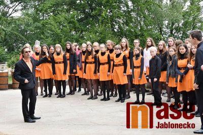Koncertování na hradě Valdštejn bylo pro IG! generálkou na olympiádu