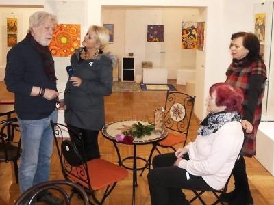 Seniorka měla nezvyklé přání: setkat se s hercem Janem Kanyzou