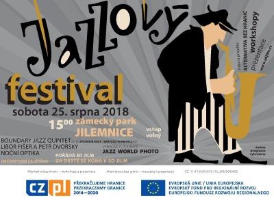 Jazzový festival podruhé zavítá do zámeckého parku v Jilemnici