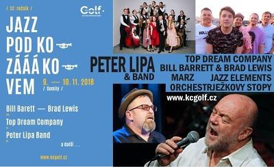 Jazz pod Kozákovem na 32. ročníku přivítá Petera Lipu