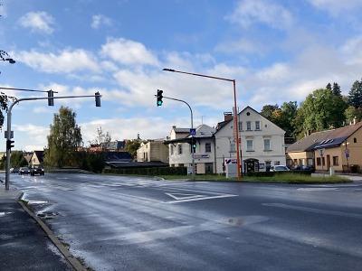V Krkonošské ulici v Jilemnici přejdete bezpečně