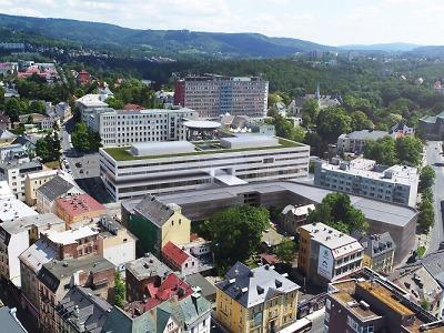 Liberecký kraj navýší majetkovou účast v Krajské nemocnici Liberec