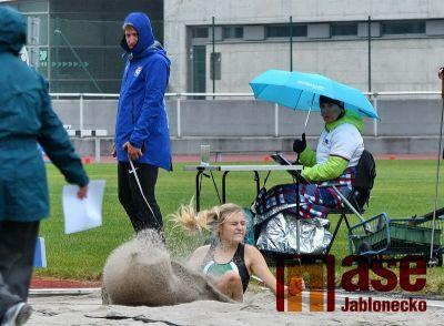 Obrazem: Krajský přebor juniorstva a dorostu proběhl v Jablonci