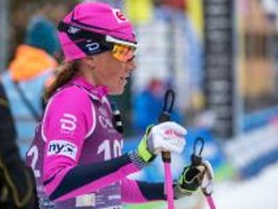 Kateřina Smutná na Jizerské 50 vybojovala skvělé třetí místo