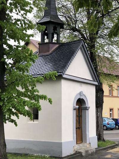 O Památku roku se uchází i rekonstrukce kaple ve Volavci u Turnova