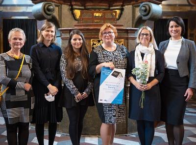 Knihovna Semily získala titul Městská knihovna roku 2021
