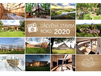Prohlédněte si nejlepší dřevěné stavby roku 2020