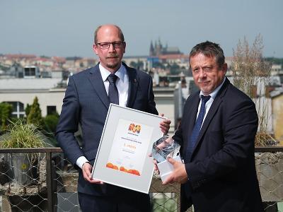 Praha vyhlášena Místem pro život 2020! Liberecký kraj je osmý