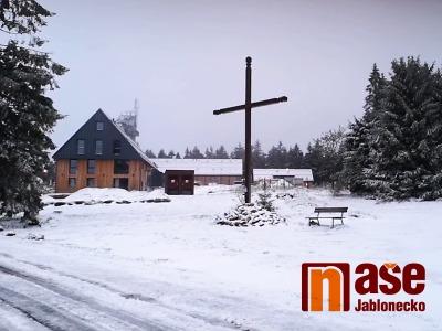 VIDEO: Květnový sníh v Bedřichově, na Královce i Hraběticích