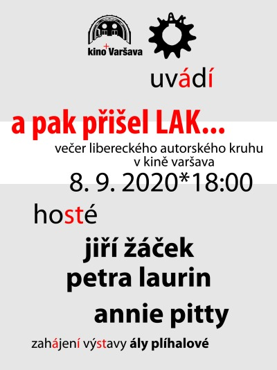 Současnou kulturu ze severu Čech představí LAK v kině Varšava