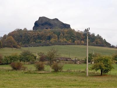 Méně známé místo kraje: Čedičové Provodínské kameny