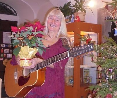 Vpořadí již třetí Zpívání mezi betlémy s Marií Špačkovou