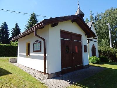 Památka na zaniklý hasičský sbor v Čikváskách