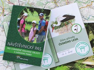 Návštěvnický pas provede turisty po 16 chráněných územích