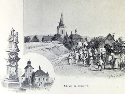 Obrázek z pouti aneb Poutě a poutní místa v Pojizeří