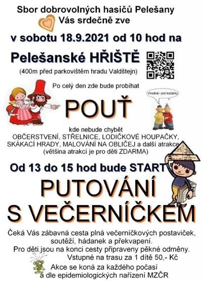 Pozvánka na Pelešanskou pouť 2021