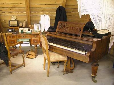 Muzeum v Poniklé zve na místnost faráře i módu první republiky
