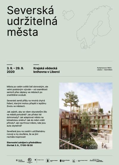 Výstava Severská udržitelná města proběhne za účasti velvyslanců