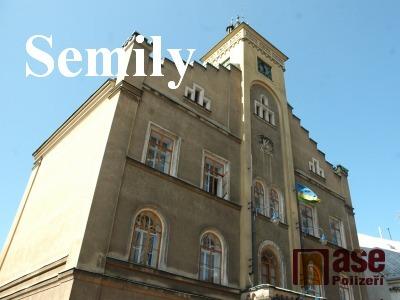 Budova semilské radnice se dočkala zateplení a rekonstrukce kotelny
