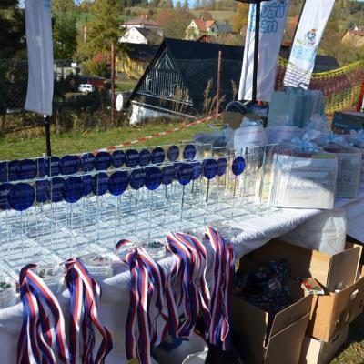Pohár Libereckého kraje vyhlásili v Huntířově