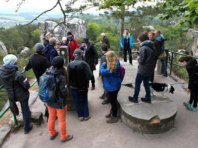 V Českém ráji se konal mezinárodní seminář geoparků a průvodců