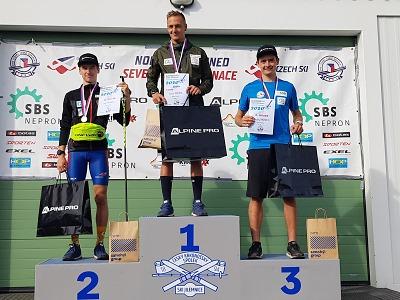 Letní šampionát sdruženářů vyhrál Kupczak, titul ale patří Portykovi