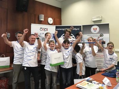 Odborná soutěž T-PROFI pomáhá žákům osvojit si praktické dovednosti