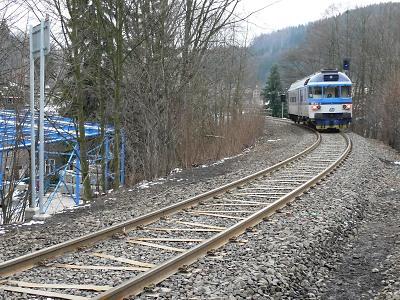 Otevřeli opravenou železniční trať z Železného Brodu do Tanvaldu